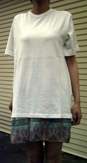 T-shirt-white01