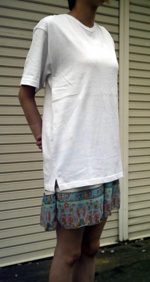 T-shirt-white02